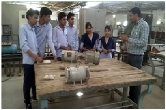 Industrial Training Institute In Every Sub Division